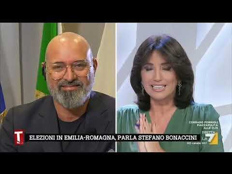 """Emilia-Romagna, Bonaccini: """"Salvini"""