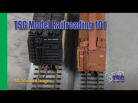 Model Railroading 101 All About Gauge For Beginners