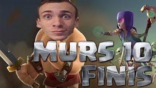 {FARMING} Murs lvl 10 terminés / Etre HdV 9 maxé / Clash of Clans FR