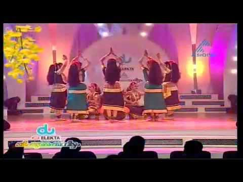 Classical Dance Of Navya Nair