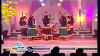 Classical Dance Of Navya Nair