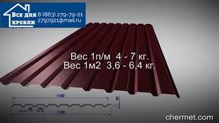 видео Профнастил С20