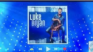 Luke Bryan live on the Today Show (one margarita)