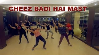 Cheez Badi Hai Mast | Machine | Dance Choreography by Princy Mehta