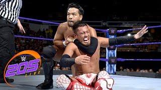 Akira Tozawa vs. Hideo Itami: WWE 205 Live, May 22, 2018