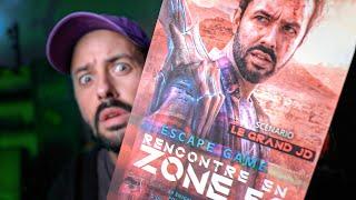 Retour dans la Zone 51 (mais dans un livre fiction, calmez-vous)