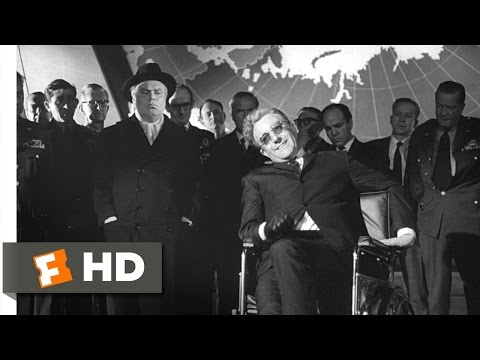 Dr. Strangelove 8/8 Movie   Living Underground 1964 HD