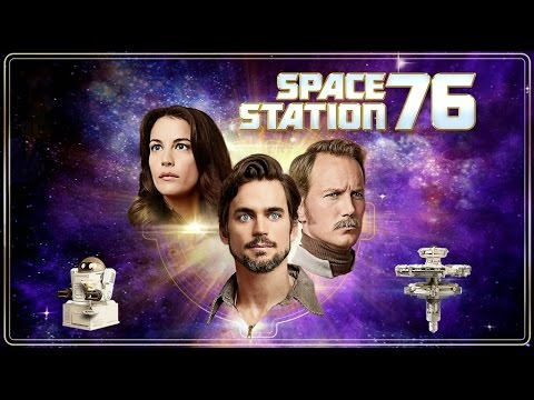 Josh Kinda Knows Ted Danson, Mother Russia Bleeds, and Space Station 76 | Episode 10 | Channel 42