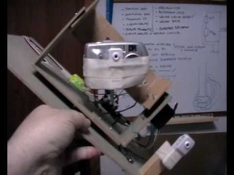 Estabilizador de camara tilt roll ii youtube for Estabilizador de camara