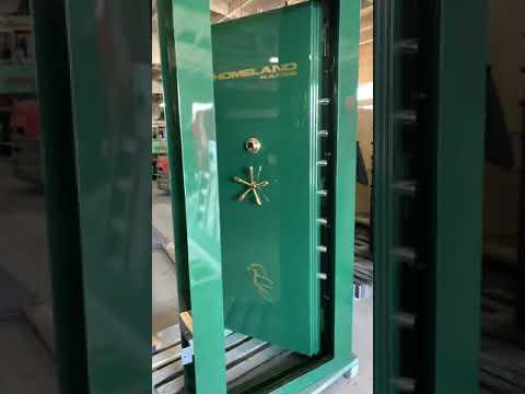Custom Inswing Vault Door Level VII - Homeland Safes