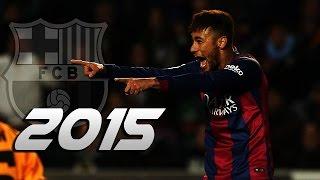 Neymar Jr ● Pure Magic ● Skills&Goals | 2015 HD
