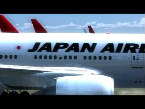 Japan Airlines Music Video