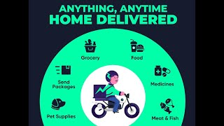 DUNZO   |   Delivery App for Food, Grocery & more screenshot 1