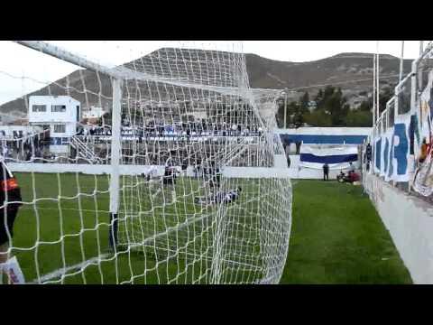 Jorge Newbery de Comodoro Rivadavia 2 - Huracán 0 (Gol Matias Rima)
