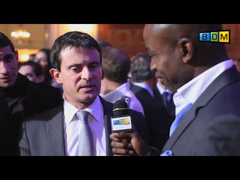 Interview Manuel Valls