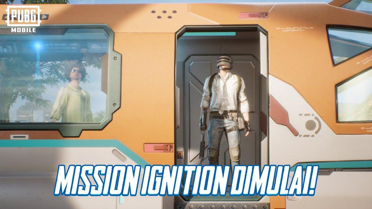 PUBG MOBILE | Mode MISSION IGNITION Sudah Dimulai!
