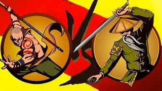Shadow Fight 2 Бій з тінню #12 ВІДЛЮДНИК Змій Чертовка Ігровий мультик #КРУТИЛКИНЫ