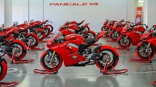 560.000€ DI MOTO IN UN BOX - DUCATI PANIGALE V4S EXPERIENCE REVIEW MOTOVLOG NASKA
