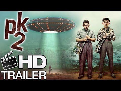 PK 2 (HD Official Trailer) | Aamir Khan | Ranbir Kapoor | Latest Bollywood Comedy Movie 2019