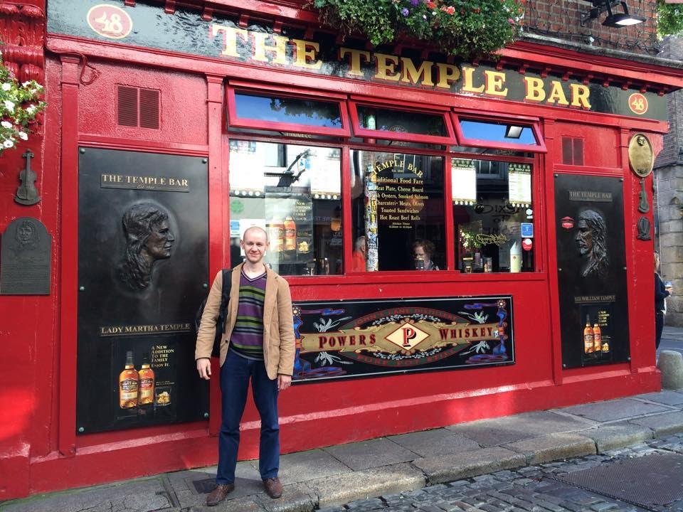 Dublin gay bars near temple bar