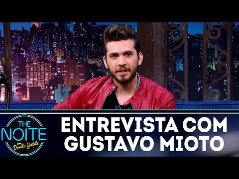Entrevista com Gustavo Mioto | The Noite (23/04/18)