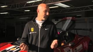 Fabien Barthez, pilote GT. La reconversion d'un champion !