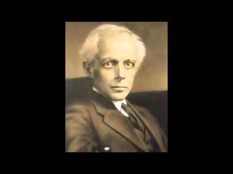 Bela Bartok: Conterto for Piano and Orchestra, 2nd Mouvement