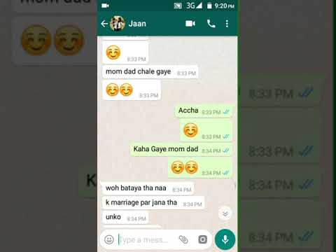Best Friend Ko  Masti K Lie Mnaya . Mast Chat.
