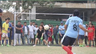 Inter Church Football Tournament Memories, New Delhi (NCR) Organised by Hosanna Fellowship, (2018)