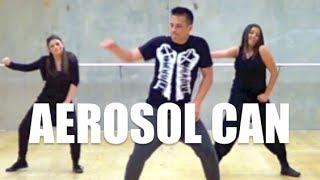 Скачать AEROSOL CAN Major Lazer Pharrell Dance Choreography Jayden Rodrigues