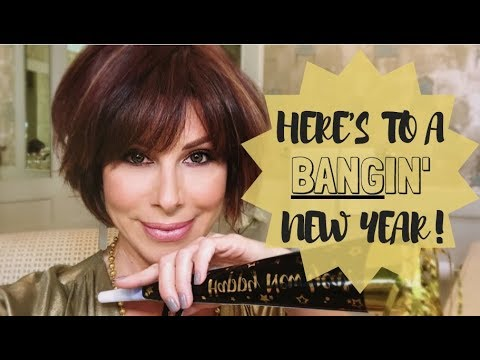 New Years Resolutions Hair Trends Setting Goals Youtube