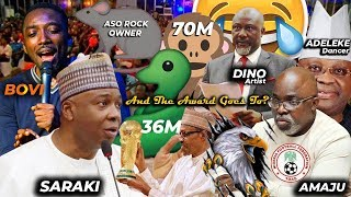 BOVI TO PRESENT THE AWARD FOR THE BEST ANIMAL OF THE YEAR AS SARAKI, DINO, AMAJU WATCHES.