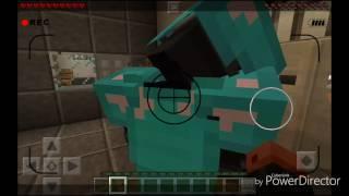 Rp sur Minecraft Map de roblox