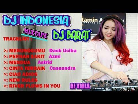 DJ Indonesia Mixtape Dj Barat Terbaru 2018 | Paling Enak Buat Santai | DJ Terbaru 2018