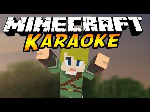 Minecraft KARAOKE!
