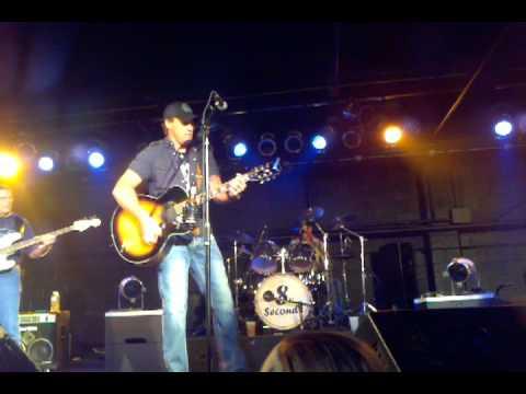 John Riggins & the Mule Barn Band/ 8 Seconds Saloon 2011/ Matt Mason concert