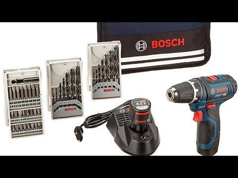 Unboxing atornillador Bosch GSR 12V-15