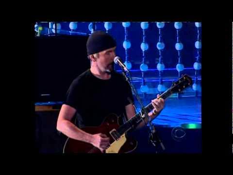 U2 The Wanderer Live - Joaquin Phoenix Intro
