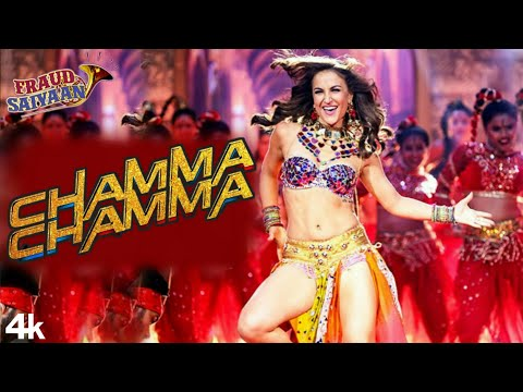 Chamma Chamma Full Video Song | Fraud Saiyaan | Elli AvrRam, Arshad | Neha Kakkar, Tanishk,Ikka,Romy