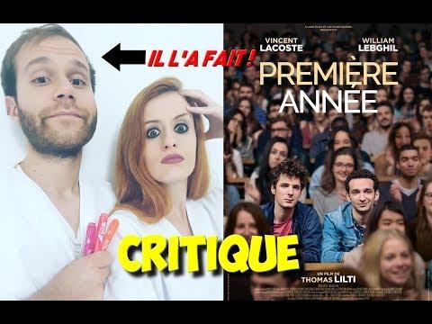 PREMIÈRE ANNÉE - CRITIQUE du film sur la PACES (SANS SPOIL)