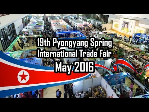 19th Pyongyang Spring International Trade Fair - May 2016