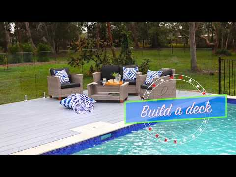 How To Build A Steel Framed Composite Deck