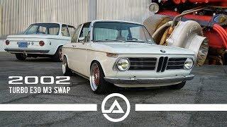 1972  BMW 2002 Turbo | E30 Engine Swap | 430hp