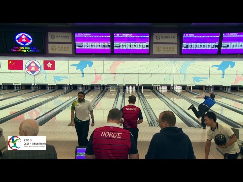 Doubles Squad 3 - World Bowling Men\'s Championships