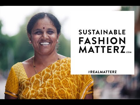 Fair Fashion Activist Prathibha Ramanath from Bangalore talks about working conditions in India