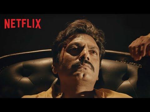 Sacred Games S2 ft Ganesh Gaitonde Netflix Trailer Released