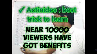Video Actinides elements ( f- Block ll) download MP3, 3GP, MP4, WEBM, AVI, FLV Agustus 2018