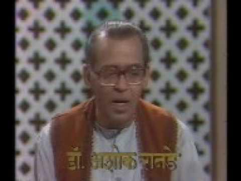 Pandit Bhimsenji Joshi Interview.