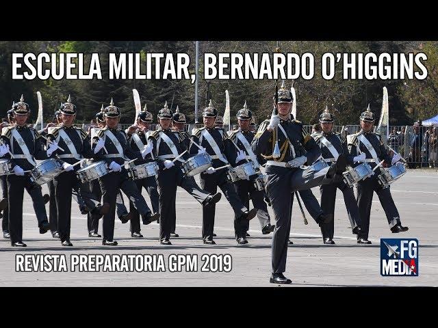 Escuela Militar del Gral. Lib. Bernardo O'Higgins en Revista Preparatoria 2019