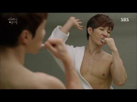 Shim Hyung Tak _ ABS SHIRTLESS